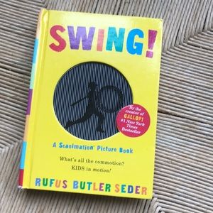 Other - Swing! A Scanimation Picture Book